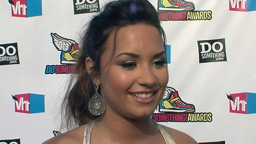 [Demi Lovato: I'm Spending My Birthday at Kim Kardashian's Weddin]