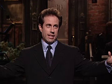 Jerry Seinfeld Monologue Video