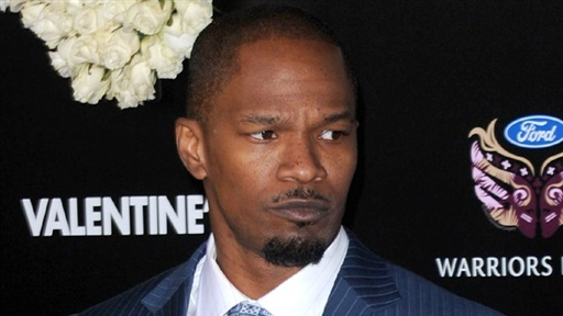 Jamie Foxx: &#39;Valentine&#39;s Day&#39; Is &#39;Recession Friendly&#39; Video