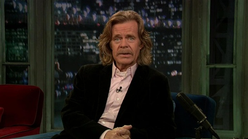 [William H. Macy]