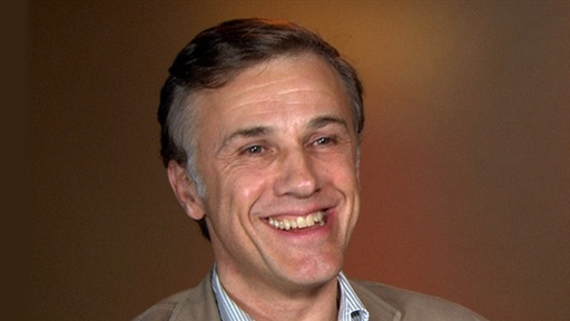 Christoph Waltz On the Robert Pattinson Fan Frenzy While Filming Video