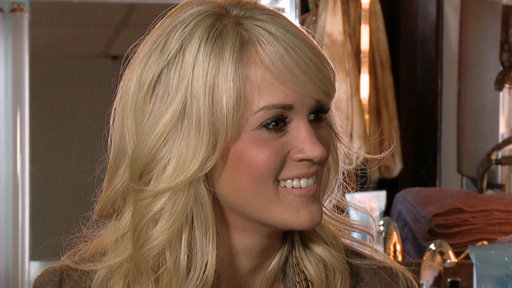 [Carrie Underwood Talks Married Life: Are Kids in Her Near Future]