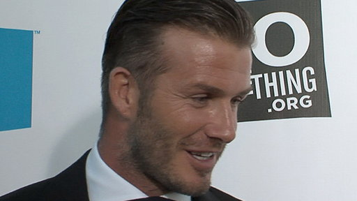 David Beckham On His New Baby Girl: It Was an 'Amazing Surprise' Video