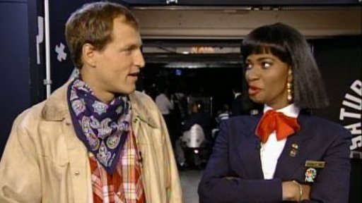 Zoraida & Woody Harrelson Video