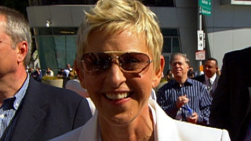 [Ellen DeGeneres On Simon Cowell Leaving 'American Idol']