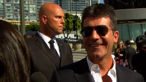Simon Cowell Anoints the Dish As the New 'American Idol' Judge? Video