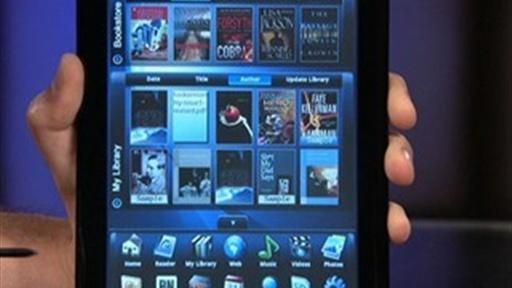 PanDigital Novel EReader Review view on break.com tube online.