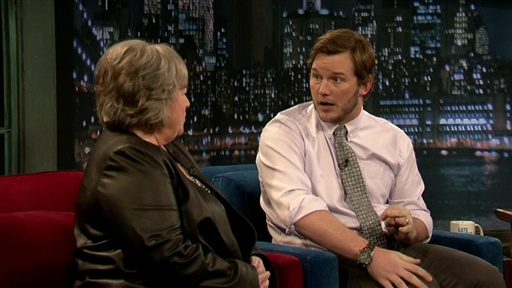 [Chris Pratt, Part 1]