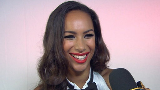 Leona Lewis' 'Amazing Time' Performing at the Michael Jackson Tr Video