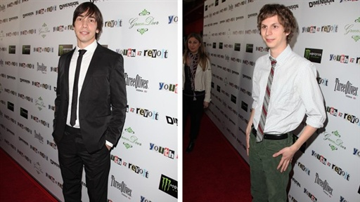 Michael Cera's 'Youth in Revolt' Premiere, Los Angeles Video