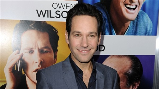 [Paul Rudd On His 'Saturday Night Live' Gum-Swapping Gag]
