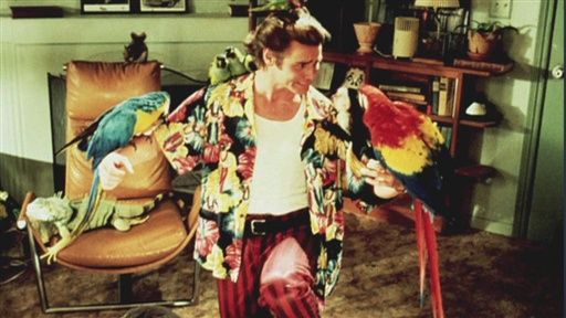 [Jim Carrey: Ace Ventura]