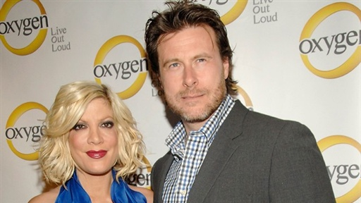 [Tori Spelling & Dean McDermott Talk New Oxygen 'Wedding Planner]