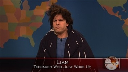 [Weekend Update: Liam]