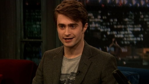 [Daniel Radcliffe, Part 1]