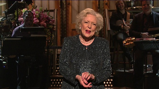 Betty White Monologue Video