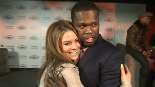 Are 50 Cent &amp; Chelsea Handler Dating? Video