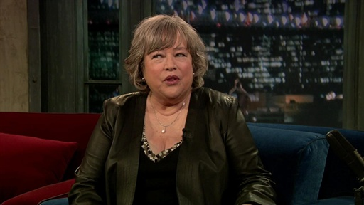 [Kathy Bates, Part 1]