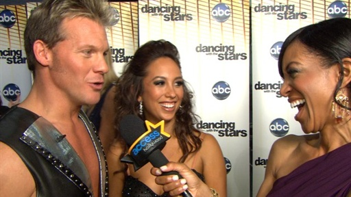 Were the 'Dancing' Judges Too Harsh On Chris Jericho? Video