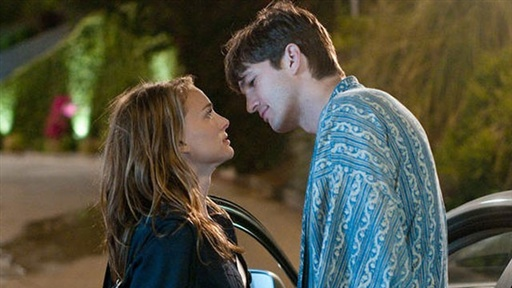 [Film Fan Forum: Does the Chemistry Work in Ashton Kutcher & Nata]