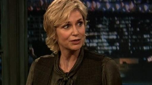 Jane Lynch view on break.com tube online.
