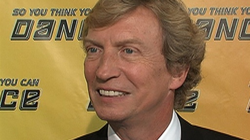 Nigel Lythgoe Defends Jennifer Lopez from Diva Comment Video