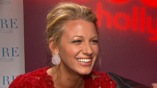 Blake Lively Shares Why She Really Dyed Her Hair Brown for &#39;Gree Video