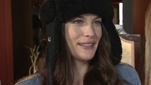 Liv Tyler: 'I'm Hooked' On 'American Idol' Video