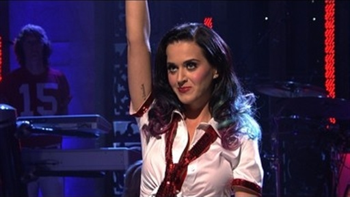 [Katy Perry: 'Teenage Dream']