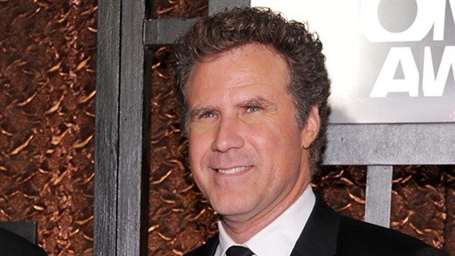 [Will Ferrell 'Very Excited' to Take Over for Steve Carell On 'th]