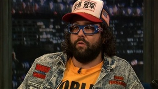 [Judah Friedlander, Part 1]