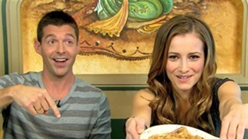 Candace Bailey Eats It All view on break.com tube online.