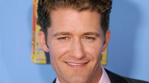 [Matthew Morrison Gleeks Out at Season 2 Premiere]