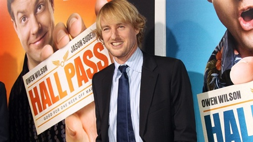 [Owen Wilson & Christina Applegate: What's It Like Being a New Pa]