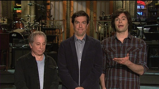 SNL Promo: Ed Helms and Paul Simon Video