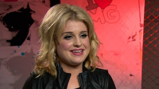 Kelly Osbourne Talks Working With Lourdes for Material Girl Camp Video