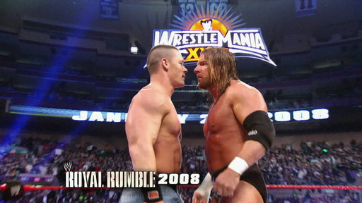 [Royal Rumble Recap: 2008]