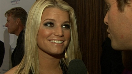 Jessica Simpson Honored by Operation Smile Video