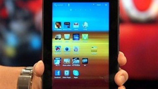 Samsung Galaxy Tab 7.0 Plus Review view on break.com tube online.