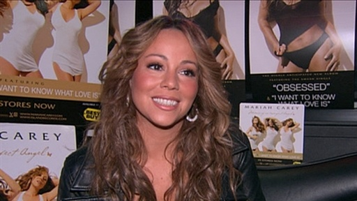 [Mariah Carey: Don't Believe Everything You Read]