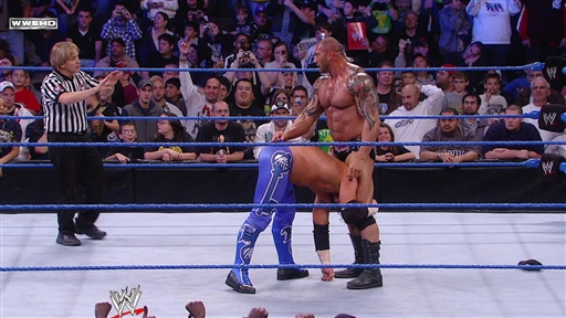 Matt Hardy Vs. Batista Video