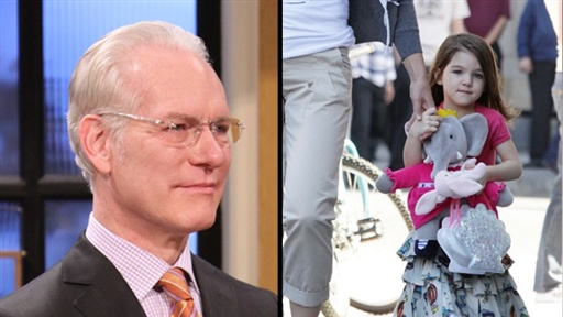 Tim Gunn: Suri Cruise Is a &#39;Dress up Doll&#39; for Her Parents Video