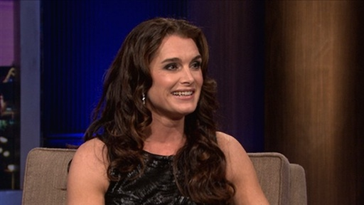 Chelsea Lately: Brooke Shields Video