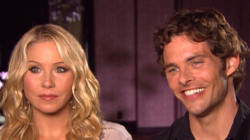 Christina Applegate's Possible TV Return & James Marsden 'X-Men: Video