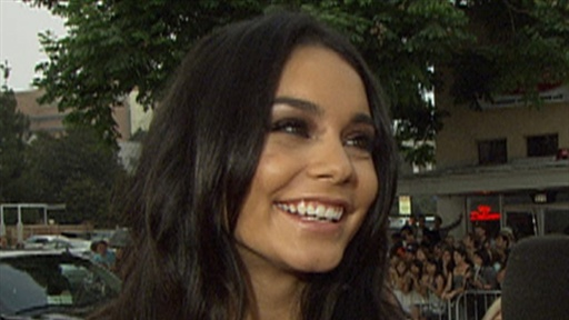 [Vanessa Hudgens On Comic-Con: 'I'm Stoked']