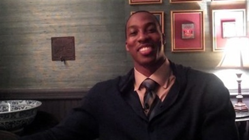 Twitter Questions: Dwight Howard Video