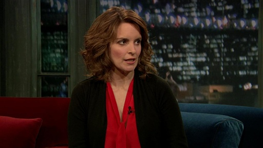 Tina Fey, Part 1 Video