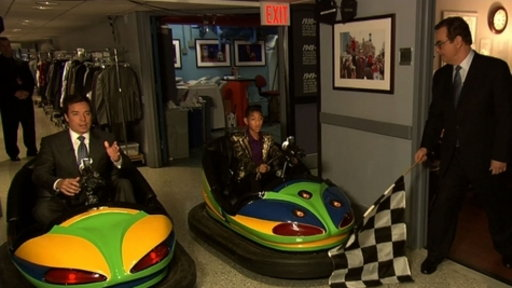 [Bumper Cars With Willow Smith]