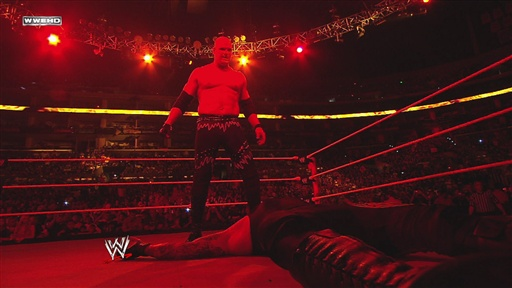 [The Brotherly Rift Between the Undertaker and Kane Grows]