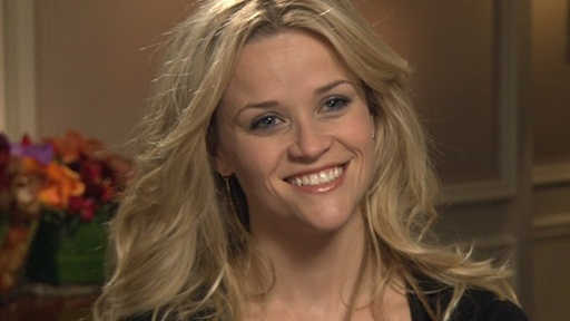 [Reese Witherspoon on Her Success: I Feel 'Very Blessed']